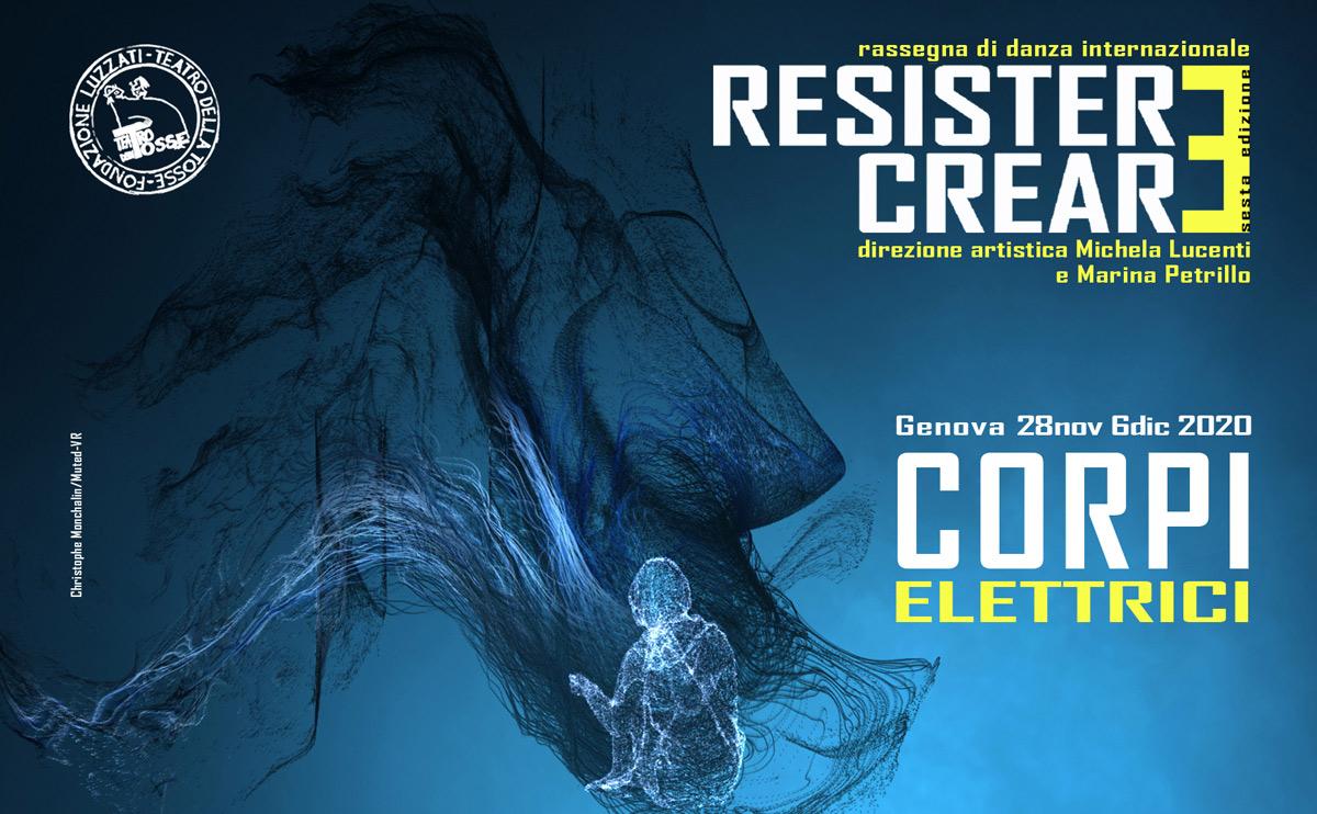 Resistere e creare