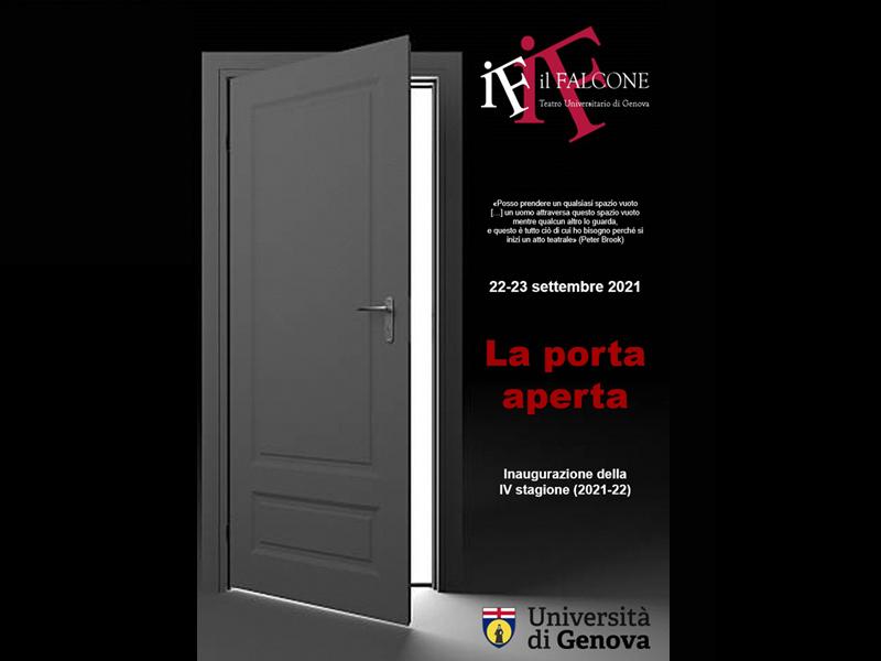 una porta aperta