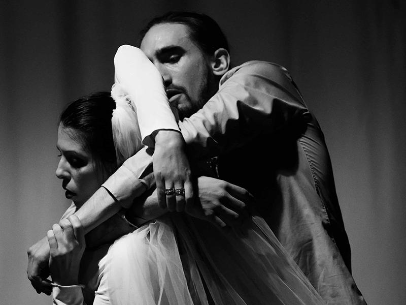 Natalia Vallebona e Faustino Blanchet danzanono
