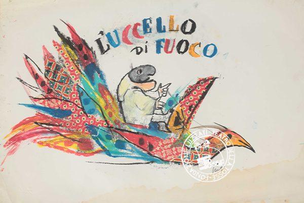 L_UCCELLO DI FUOCO I-UF1