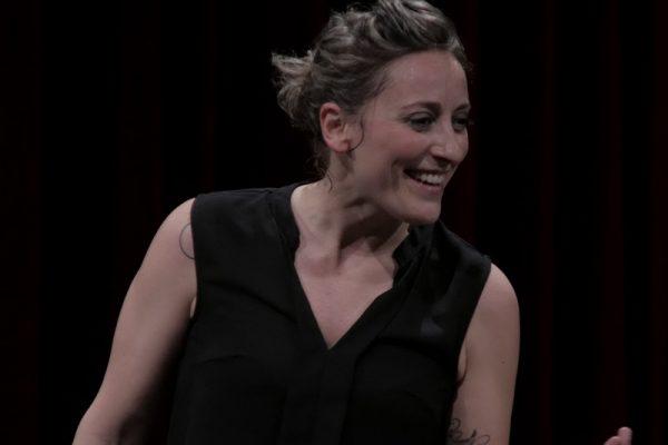 Barbara Moselli sorride