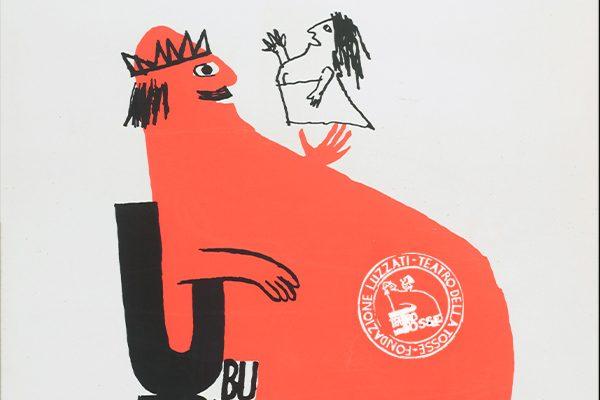 UBU RE T-L-UR1 particolare