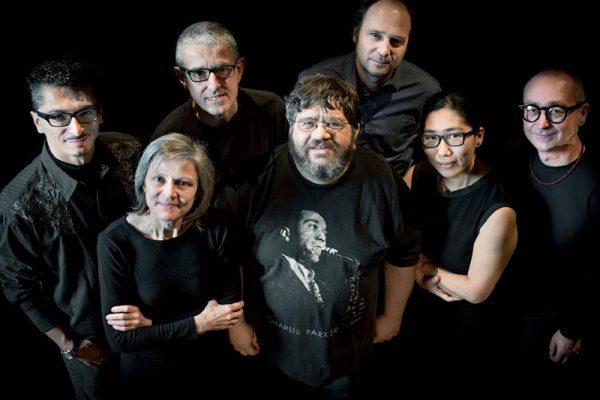 foto di gruppo dei musicisti