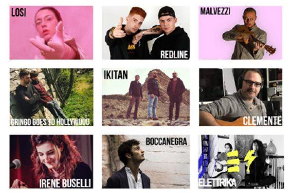 Foto delle band finaliste